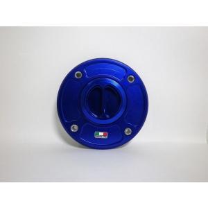 TWMタンクキャップ/SUZUKI 4H用/ブルー/スクリューtype|garudaonlinestore
