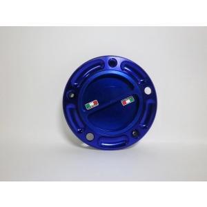 TWMタンクキャップ/SUZUKI 5H用/ブルー/スクリューtype|garudaonlinestore