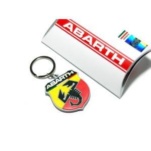 ABARTH キーリング スコーピオン(アウトレット品)|garudaonlinestore