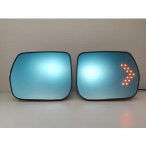 GARUDA BLLED MIRROR BHO-30 HONDA N-BOX(JF1.2) Nボックス 用LED付ブルーワイドミラー<800R>|garudaonlinestore