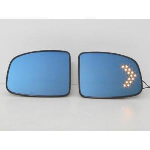 ホンダ フリード GB5/6/7/8用 ブルーミラー LED&ヒータ付【BHO-39】 GARUDA BLLED MIRROR |garudaonlinestore