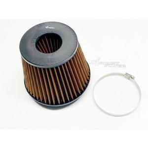 スプリントフィルター ダブルフロー・コニカルフィルター 取付口内径 x 長さ:80Φ x 130mm SPRINTFILTER garudaonlinestore