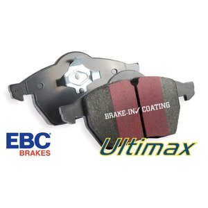 EBC ブレーキパッド MERCEDES-BENZ E-Class (W210)   DP1075 Ultimax|garudaonlinestore