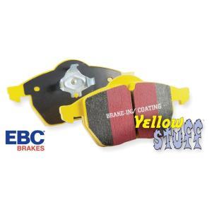 EBC ブレーキパッド ALFA ROMEO Spider DP4103R  イエロースタッフ|garudaonlinestore