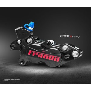 Frando F101Racing 4POT CNC削り出し鍛造キャリパー|garudaonlinestore|02