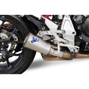 テルミニョーニ ホンダ・CB1000R <2019>- スリップオン ショートメガホン・タイプ アルミサイレンサー GP2R (H154094SO03)|garudaonlinestore|02