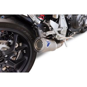 テルミニョーニ ホンダ・CB1000R <2019>- スリップオン ショートメガホン・タイプ アルミサイレンサー GP2R (H154094SO03)|garudaonlinestore|03