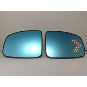 SEQUENTIAL TYPE GARUDA BLLED MIRROR SHO-31 HONDA FIT3用 GK3~GK6|garudaonlinestore