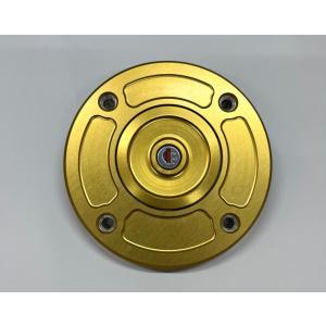 TWMタンクキャップ/SUZUKI 4H用/ゴールド/ロックtype|garudaonlinestore