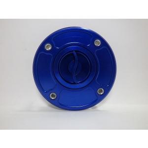 TWMタンクキャップ/SUZUKI 4H用/ブルー/クイックtype garudaonlinestore