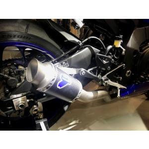 TERMIGNONI YAMAHA YZF-R1(15-19) レーシングサイレンサーKIT【キャタライザーキャンセルパイプ付】 GPクラシック・タイプ Y123SO05 garudaonlinestore 10