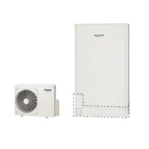 *コロナ*CHP-E372AX3 エコキュート 薄型 省スペースタイプ  フルオート 一般地 370L ホワイト インターホンリモコンセット〈メーカー直送送料無料〉|gas