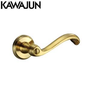 *KAWAJUN/カワジュン*GM レバーハンドル 室内用 ドアノブ ドアレバー 寝室 トイレ リビ...