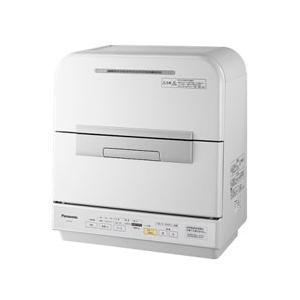 *パナソニック*NP-TM5 食器洗い乾燥機 卓上型 ダブルオープンドア〈送料・代引無料〉 gas
