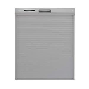 ☆*リンナイ*RSW-D401LP 食器洗い乾燥機 ステンレス調ハーフミラー ハイグレード ぎっしり...