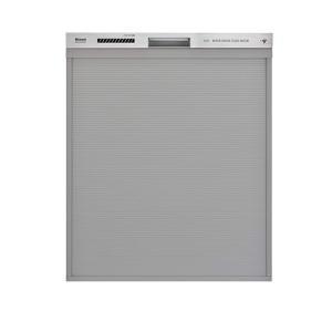 ☆*リンナイ*RSW-D401GP 食器洗い乾燥機 ステンレス調 スタンダード ぎっしりカゴ 深型ス...
