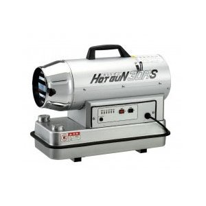 *シズオカ*HG30RS 業務用熱風ヒーター HOTGUNシリーズ 8.8kW〈送料・代引無料〉|gas