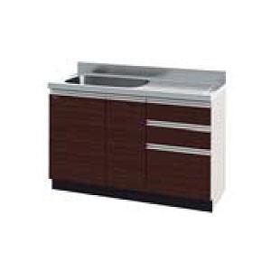 *タカラスタンダード*A-120〈L/R〉 木製キッチン 流...