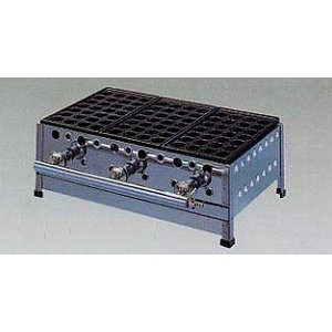 ■メーカー名:正英[SHOEI] ■品番(品名):UTS-528 業務用たこ焼き器 28穴スタンダー...