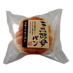パン 菓子パン 天然酵母パン ブルーベリー12個入り|gaskigu-hills