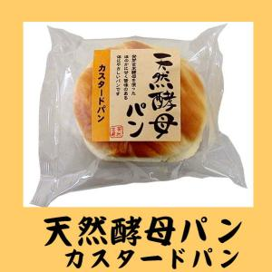 パン 菓子パン 天然酵母パン カスタード12個入り|gaskigu-hills