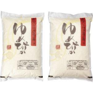 お米 米 白米 ゆめぴりか 10kg 北海道 ブランド米|gaskigu-hills