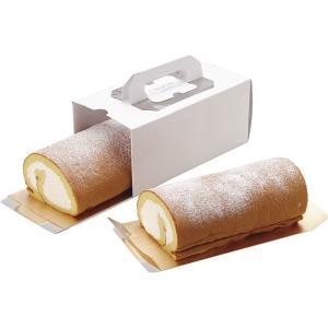 スイーツ ギフト ロールケーキ 函館ななえ洋菓子ピーターパン リッチロール 2本入り|gaskigu-hills|02
