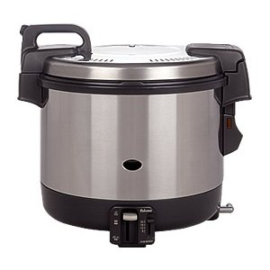 パロマ 業務用ガス炊飯器(2升炊き)電子ジャー付 PR-4200S|gaskigu