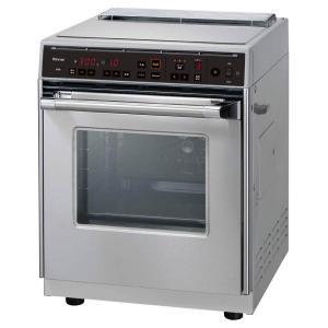 *深型オーブン皿1枚プレゼント付き*リンナイ 業務用 卓上ガスオーブン(コンベック)RCK-10AS|gaskigu