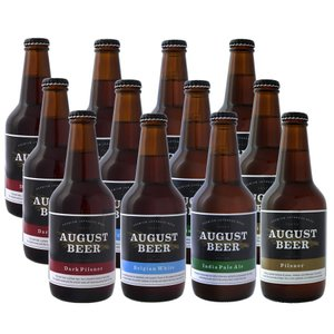 アウグスビール バラエティー 12本セット 3 AUGUST BEER|gaskigu