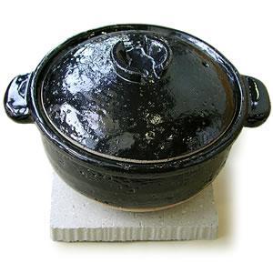 炊飯土鍋「伊賀焼かまどさん」1合炊き CT-02