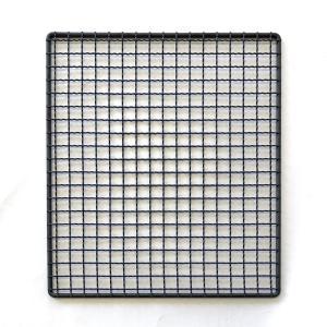 ezBBQ 焼き網300x350 ニトロプラス仕上げ 新越ワークス [日本製][ezbbq-grid...
