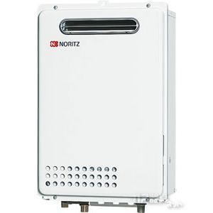 ノーリツ ガス給湯器 屋外壁掛形・24号オートストップタイプ GQ-2437WS|gaskigu