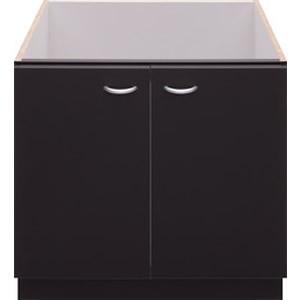 コンロ下専用キャビネット システムキッチンタイプのオーブン部をキャビネットに変更できます。 ※キッチ...