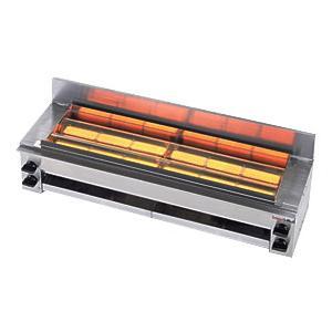 リンナイ ガス赤外線グリラー串焼き64号 RGK-64|gaskigu