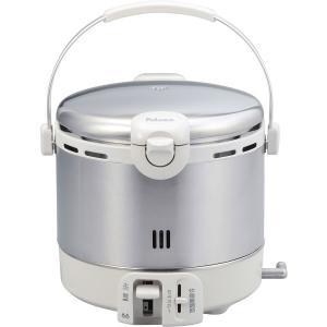 パロマ ガス炊飯器 ステンレスタイプ PR-09EF 炊飯能力 0.18-0.9リットル(1-5合炊き)|gaskigu