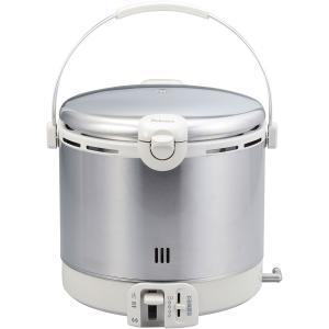パロマ ガス炊飯器 ステンレスタイプ PR-18EF 炊飯能力 0.36-1.8リットル(2-10合炊き)|gaskigu