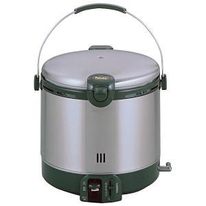 パロマ ガス炊飯器(2.0L炊き・11合まで)ステンレス PR-200EF gaskigu