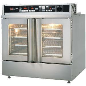 《納期約10日》リンナイ 業務用大型ガスオーブン(コンベック) 庫内容量145L 据置型 RCK-30MA|gaskigu