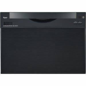 ※納期約2-3週間 リンナイ ビルトイン食器洗い乾燥機 RKW-601C ブラック《特定保守製品》|gaskigu