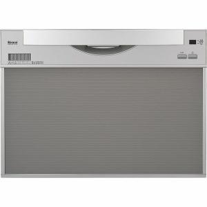 リンナイ ビルトイン食器洗い乾燥機 RKW-601C-SV シルバー《特定保守製品》|gaskigu