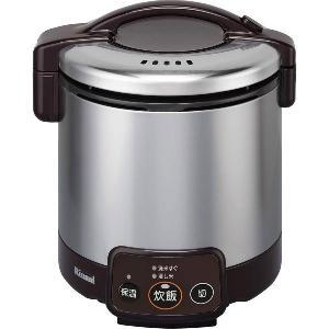 リンナイ ガス炊飯器 こがまる RR-050VM(DB) 電子ジャー付/ダークブラウン|gaskigu