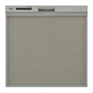 リンナイ ビルトイン食洗機 取替用 スリムデザイン シルバー RSW-404A-SV [80-7455]|gaskigu