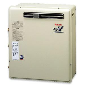リンナイ ガスふろ給湯器 RUF-A2400AG(A) 24号フルオート/屋外据置型|gaskigu