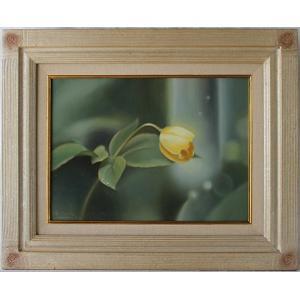 吉村美令由(よしむら みれいゆ)画伯は、花をモチーフに光を独自に表現した作風で知られている女性洋画家...