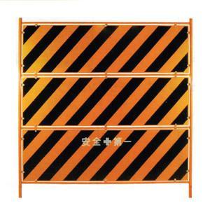 送料無料)3段フェンス トラ W1800*H1900 gate