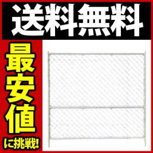 送料無料)ドブメッキ フェンス オールネット W1800*H1800 gate
