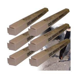アスファルト接合補修材 クイックスティック (1箱/6本入)  クラフコ (USA)|gaten-ichiba