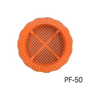 水抜きパイプ目詰まり防止器具 パイプフィルター PF-50 (透水マットなし) 50個入 ホーシン|gaten-ichiba