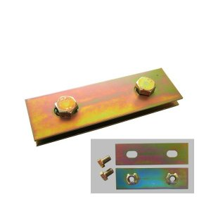 連結金具セット (接続金具上下/ボルト)  リピーボード専用|gaten-ichiba